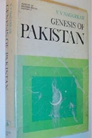 Genesis of Pakistan By V. V. Nagarkar